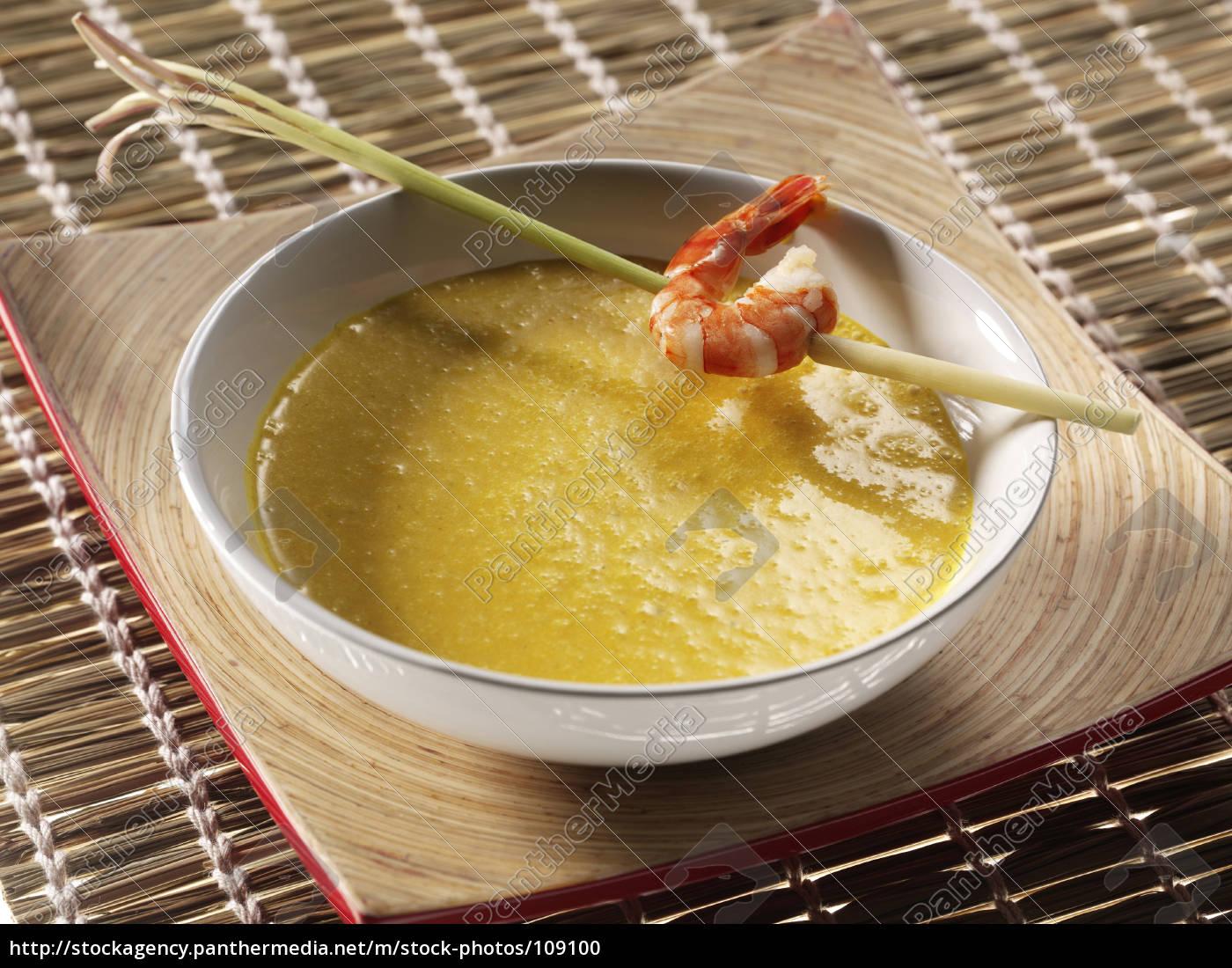 mango, curry, soup - 109100