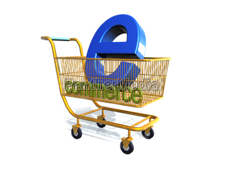 shopping, cart - 113972