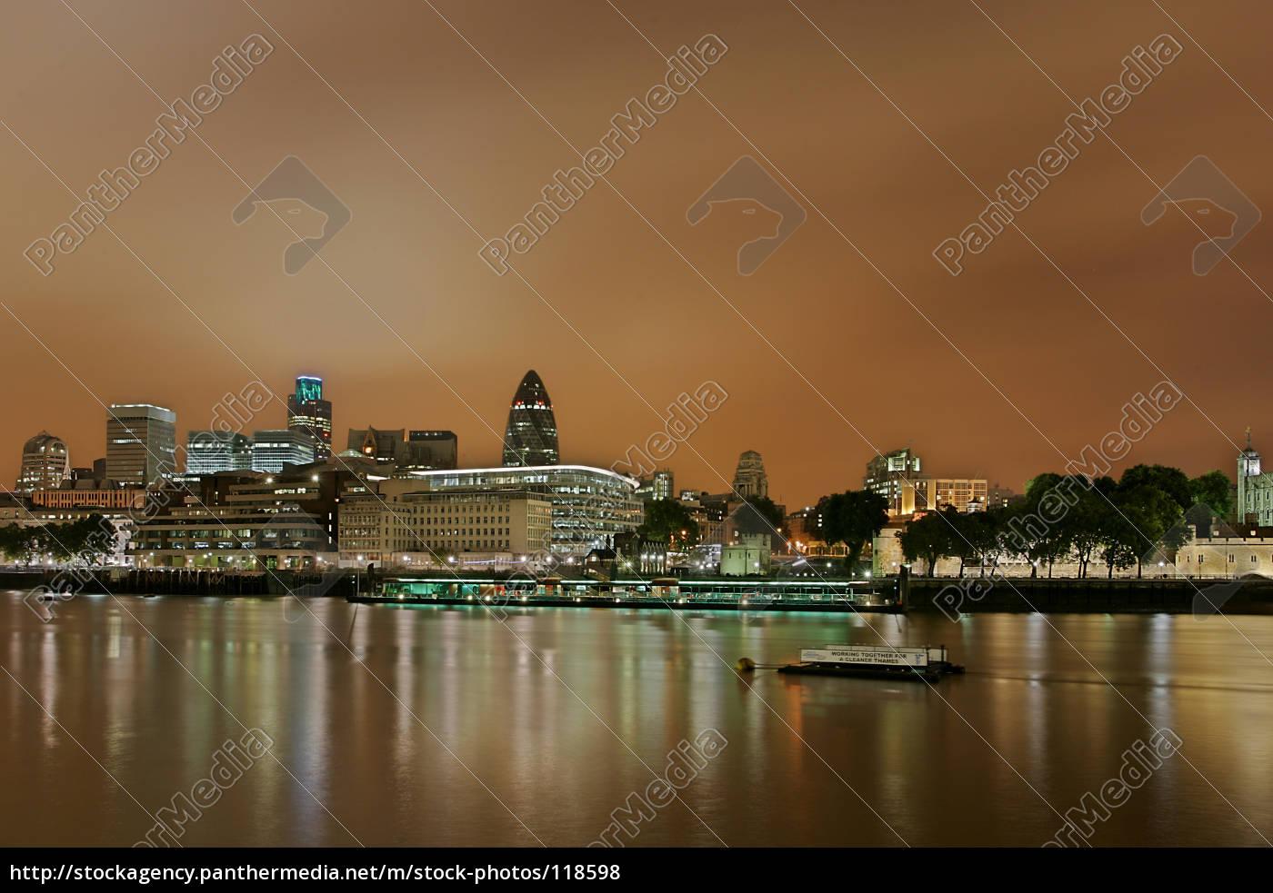 city, lights - 118598