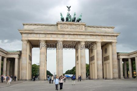 brandenburg, gate, berlin - 127373