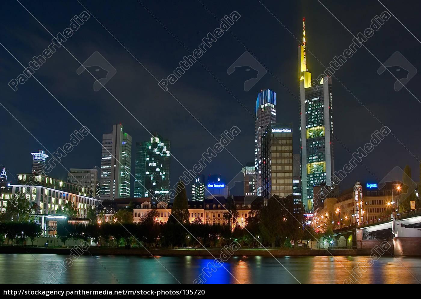 frankfurt, city - 135720