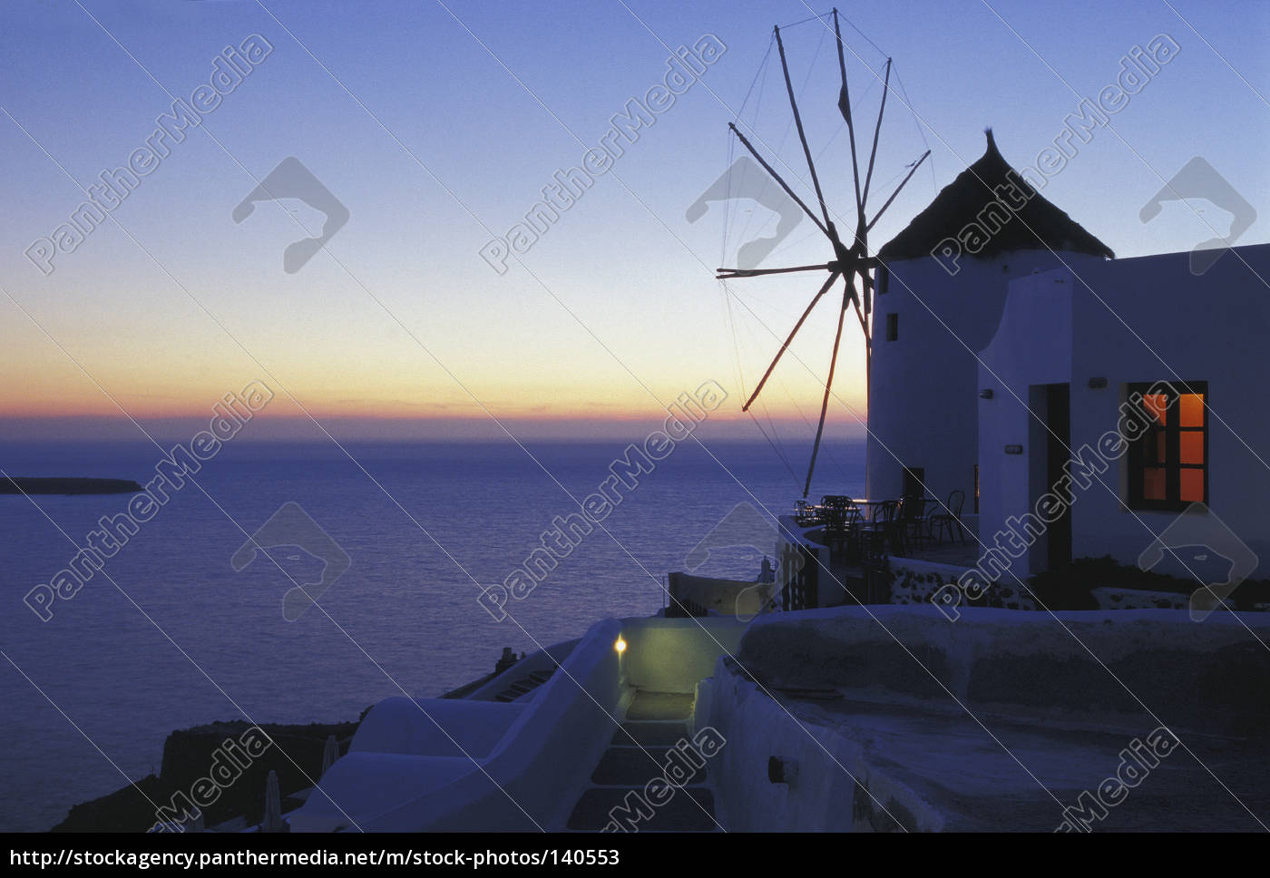 mill, in, oia, santorini - 140553
