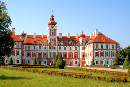 mnichovo, hradiste, castle - 143560