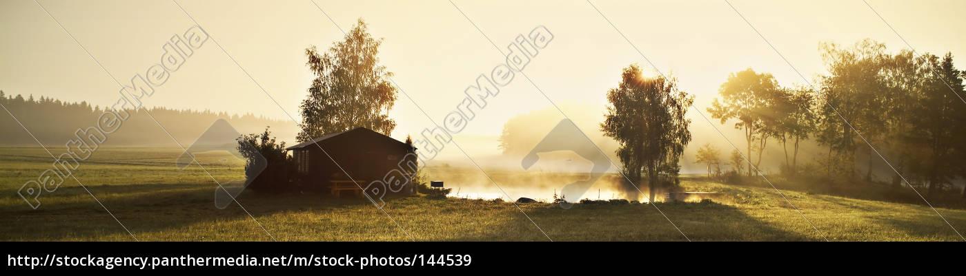 morning, glory, -, panorama, version - 144539