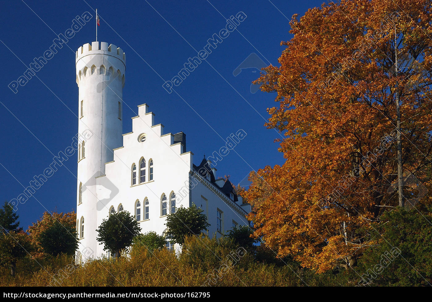lietzow, palace, -, small, liechtenstein - 162795