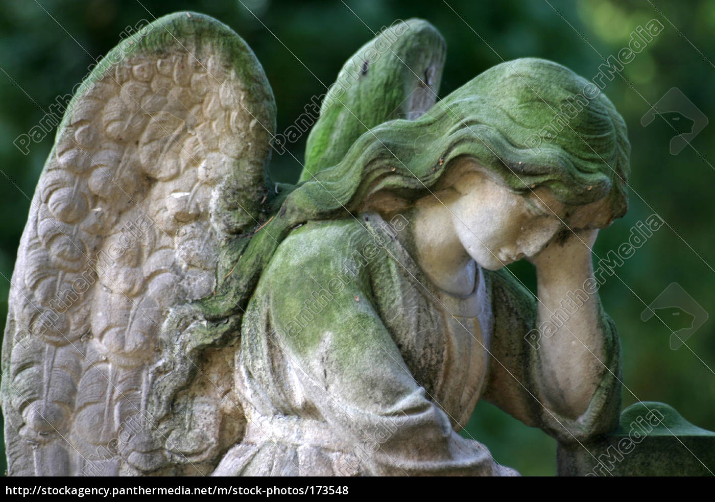 mourning, angel - 173548