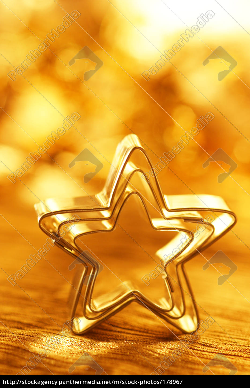goldener, stern - 178967