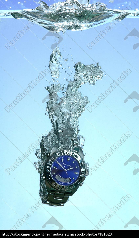 waterproof, watch - 181523
