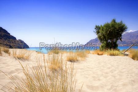crete, -, beach, of, plakias - 182729