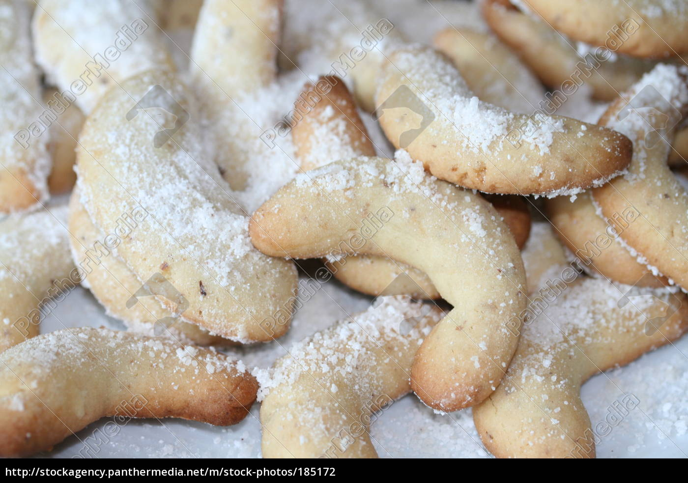 vanilla, crescents - 185172