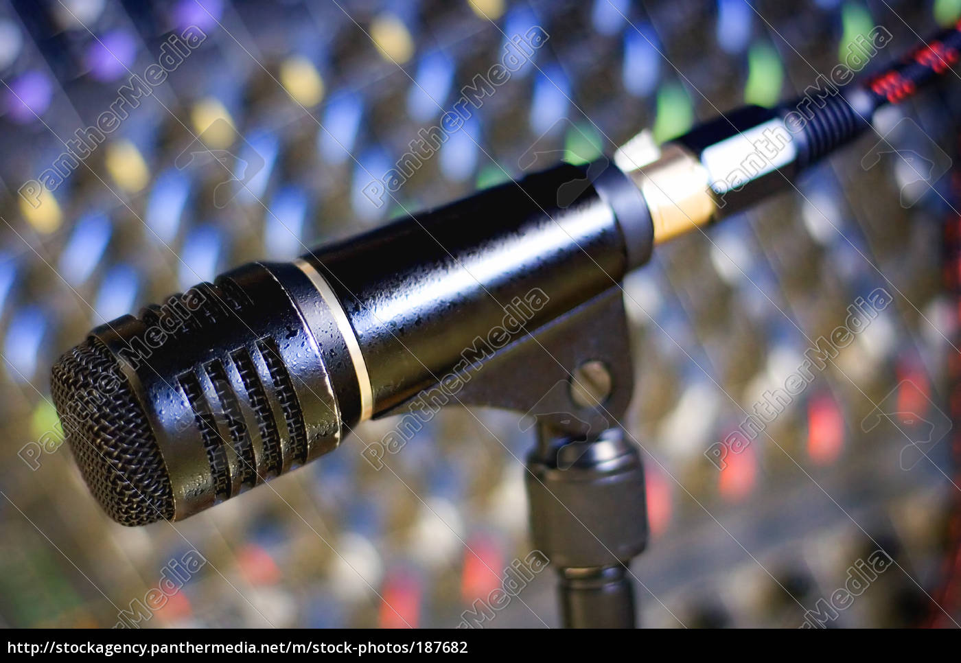 microphone, and, mixer - 187682