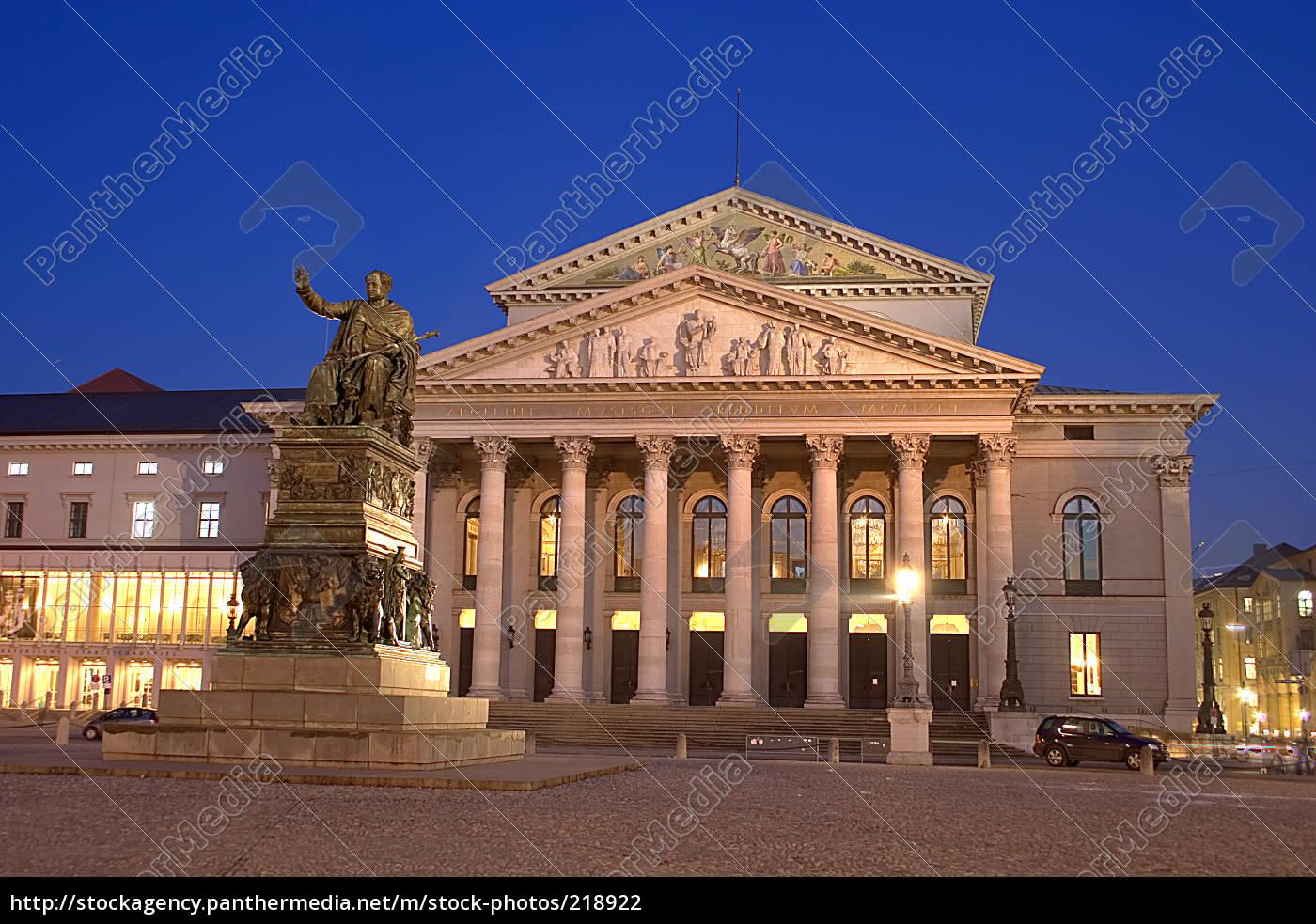 staatsoper, münchen - 218922