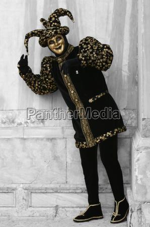 carnival, in, venice - 242644