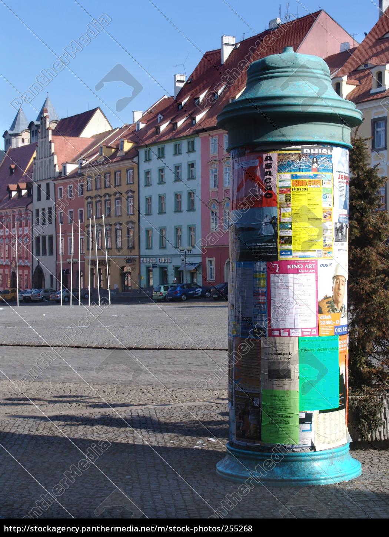advertising, column - 255268