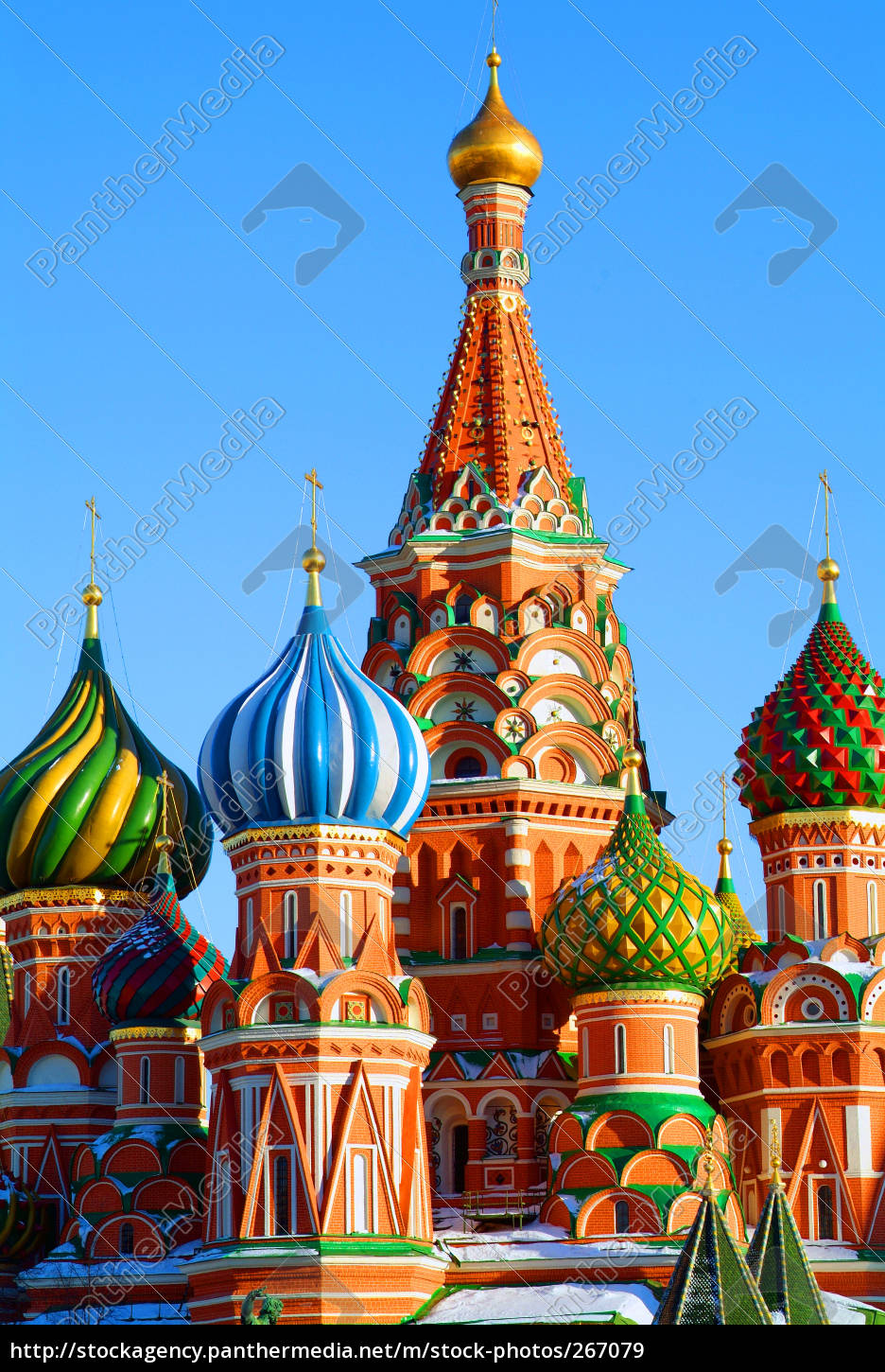 moscow, cathedral - 267079
