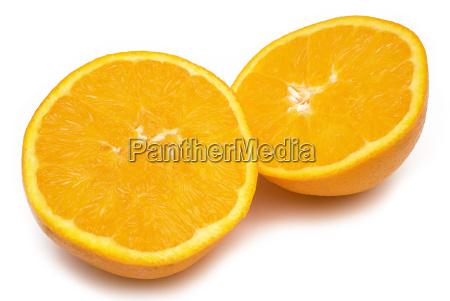 orange, halves - 270223