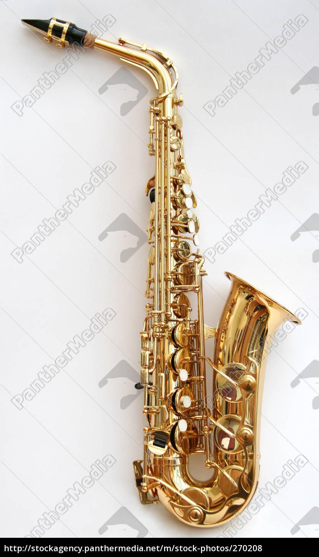 saxophone, 3 - 270208