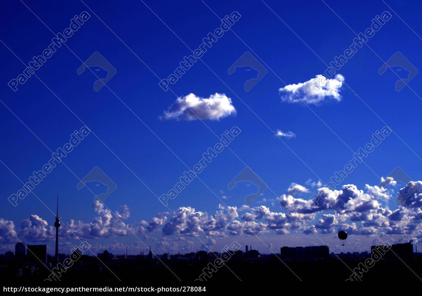 the, sky, over, berlin - 278084