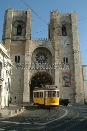 tram, 28, yellow, santa, fe, 2 - 280729