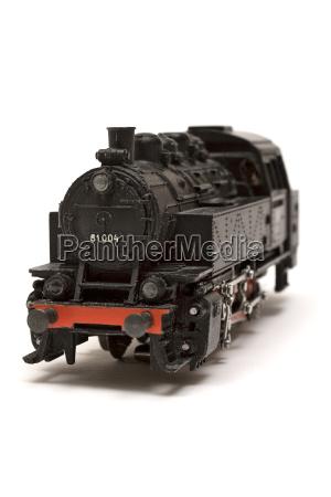 model, railroad, frontal - 293548