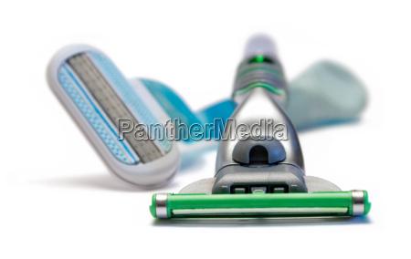 two, razors - 297930