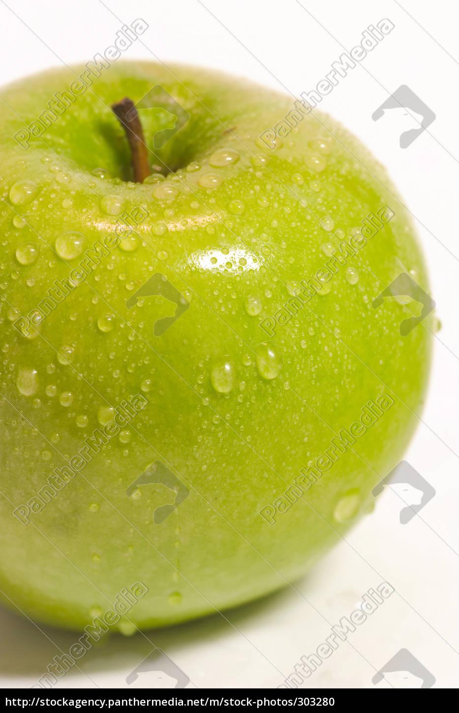 fresh, green, apple - 303280