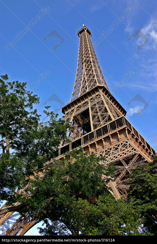 eiffel, tower, ii - 316124