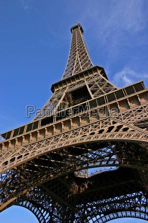 eiffel, tower, iv - 316129
