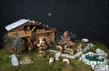 story god wood night nighttime animals