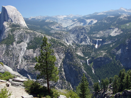 yosemite panorama trail