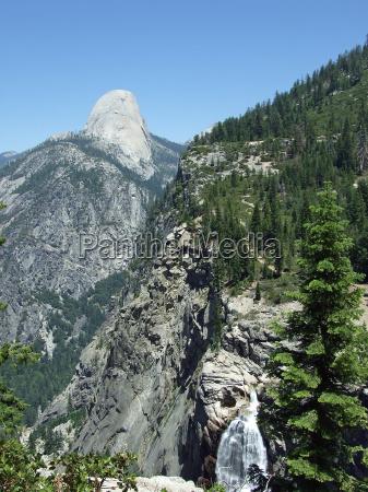 yosemite falls illilouette