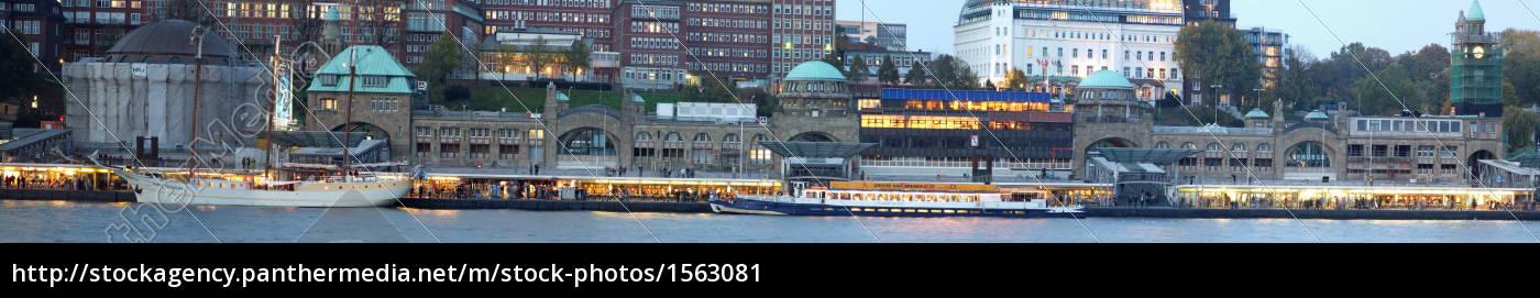 evening, at, the, landing, bridges - 1563081