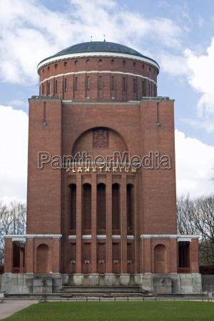 planetarium, hamburg - 1869037