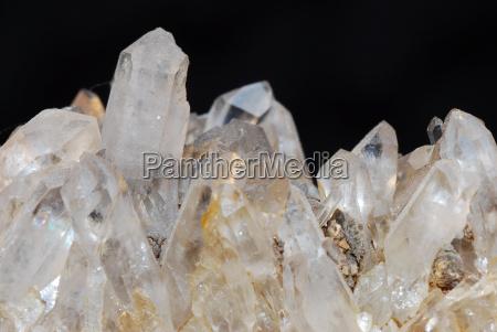 bergkristall mineralien