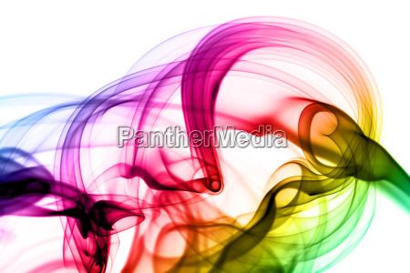 abstract, colorful, magic, smoke, shape, on - 6729989