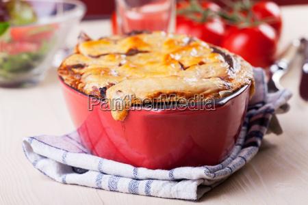 lasagne mit tomaten