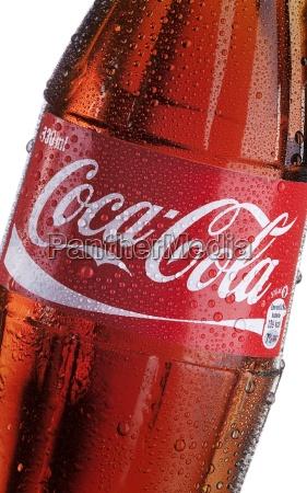 coca cola bottle detail