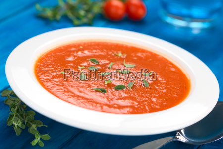 vegetable oregano tomato soup pottage tomato