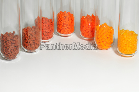 research plastic synthetic material laboratory pellets
