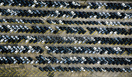 new car parking