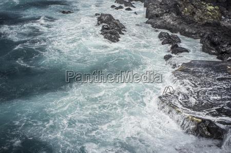 garachico natural pools tenerife canary islands