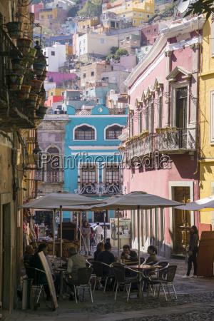 cafe restaurante taberna paseo viaje arquitectura